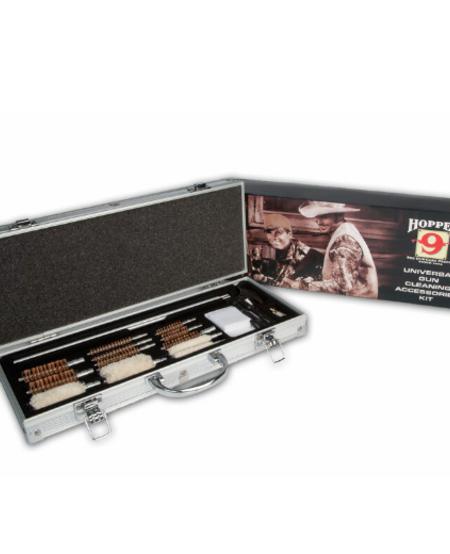 9 (76 Piece) Universal Gun Cleaning Accessories Kit