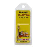Pro-Shot .38/.357/9mm Spear Tip Jag