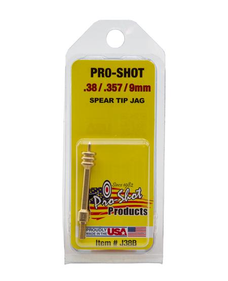 .38/.357/9mm Spear Tip Jag