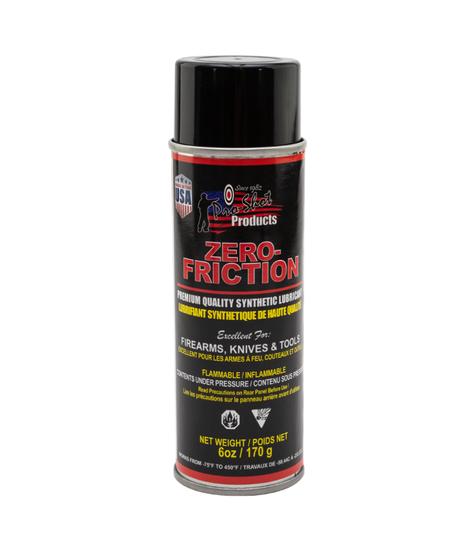 Zero Friction Synthetic Lubricant Spray 6oz