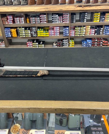 """Pro Hunter 270 win 28"""" SS barrel w/ mount, rings and stock"""