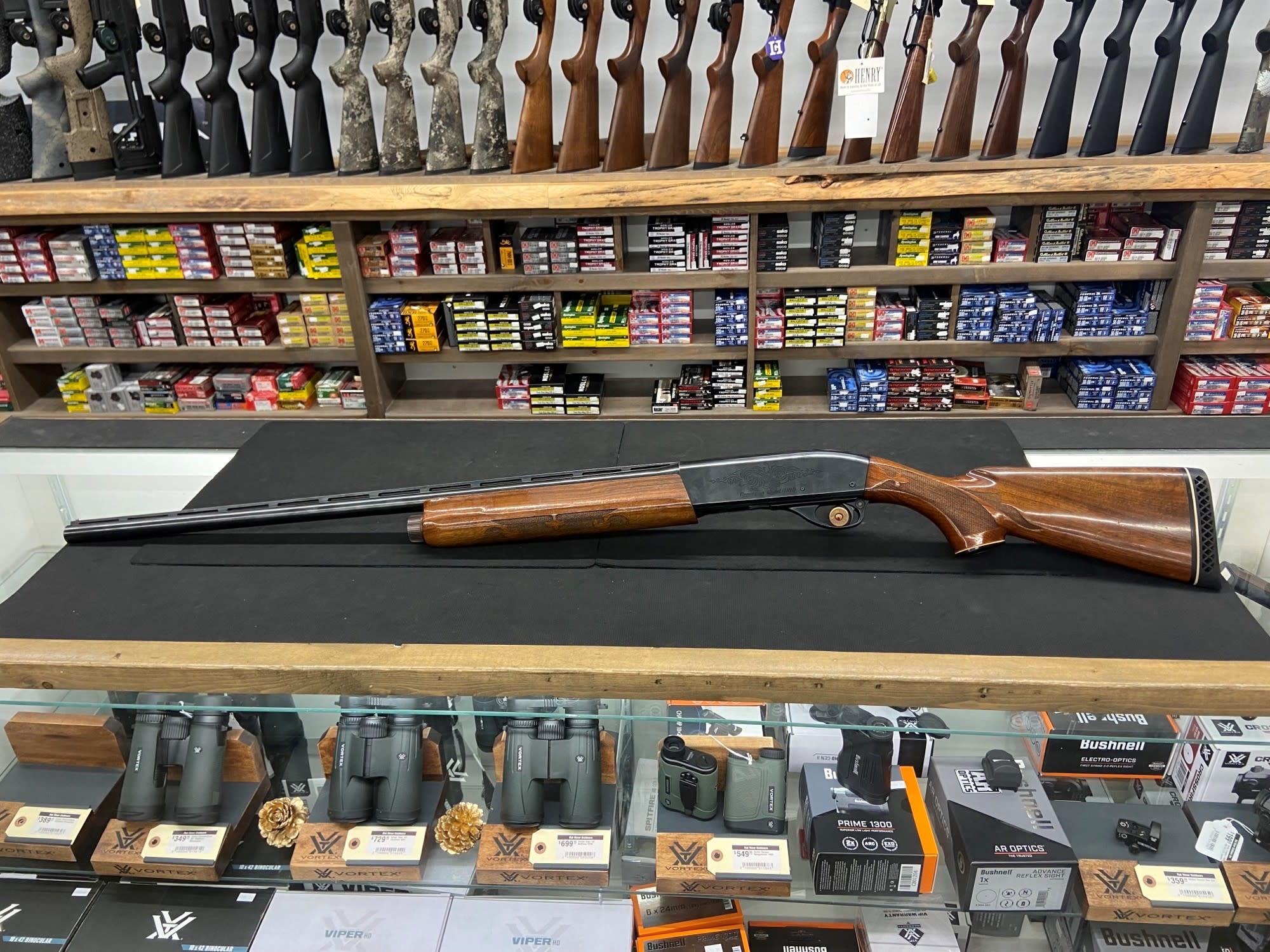 Remington model 1100 12ga full choke
