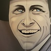 Sinatra, 7' x 6', XL Painting, One Of A Kind, Hand Made