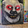 Sinister, 7' x 6', XL Painting, One Of A Kind, Hand Made