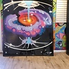 Luxor-Blast, 7' x 6', XL Painting, One Of A Kind, Hand Made