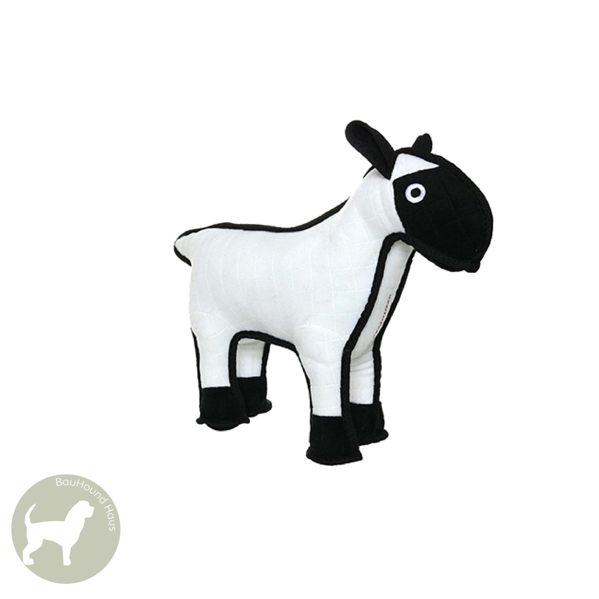 VIP Pet Products Tuffy Barnyard Series Sherman The Sheep