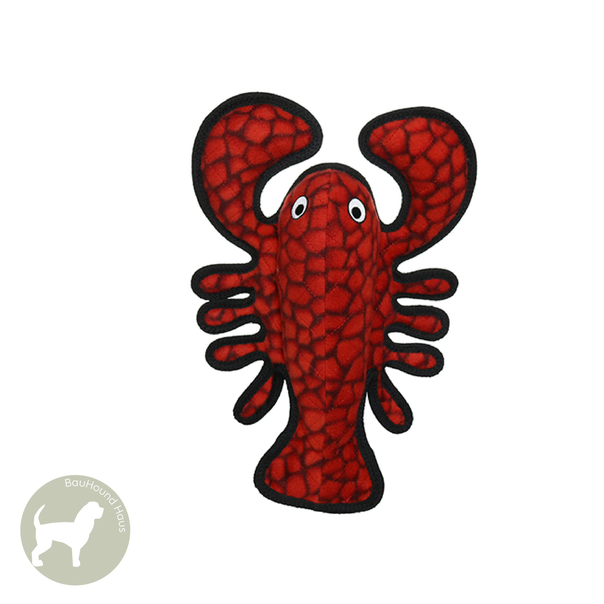 VIP Pet Products Tuffy Sea Creature Lobster