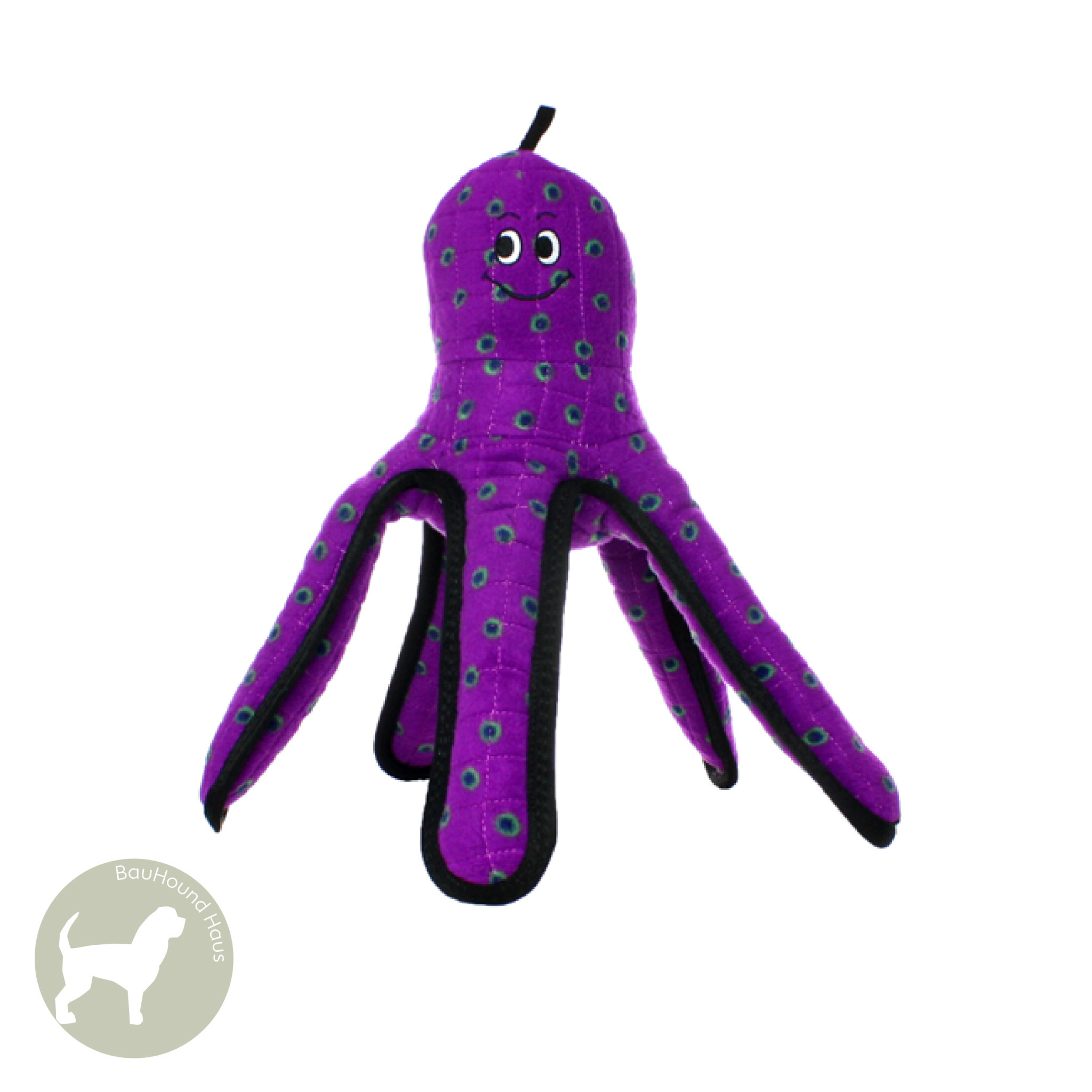VIP Pet Products Tuffy Sea Creature Octopus, Large