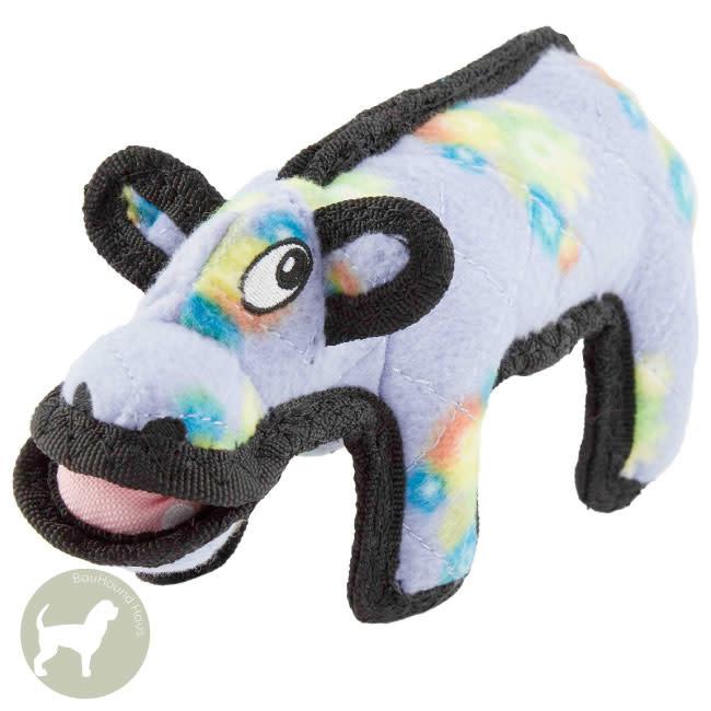 VIP Pet Products Tuffy Zoo Series Jr. Hippo