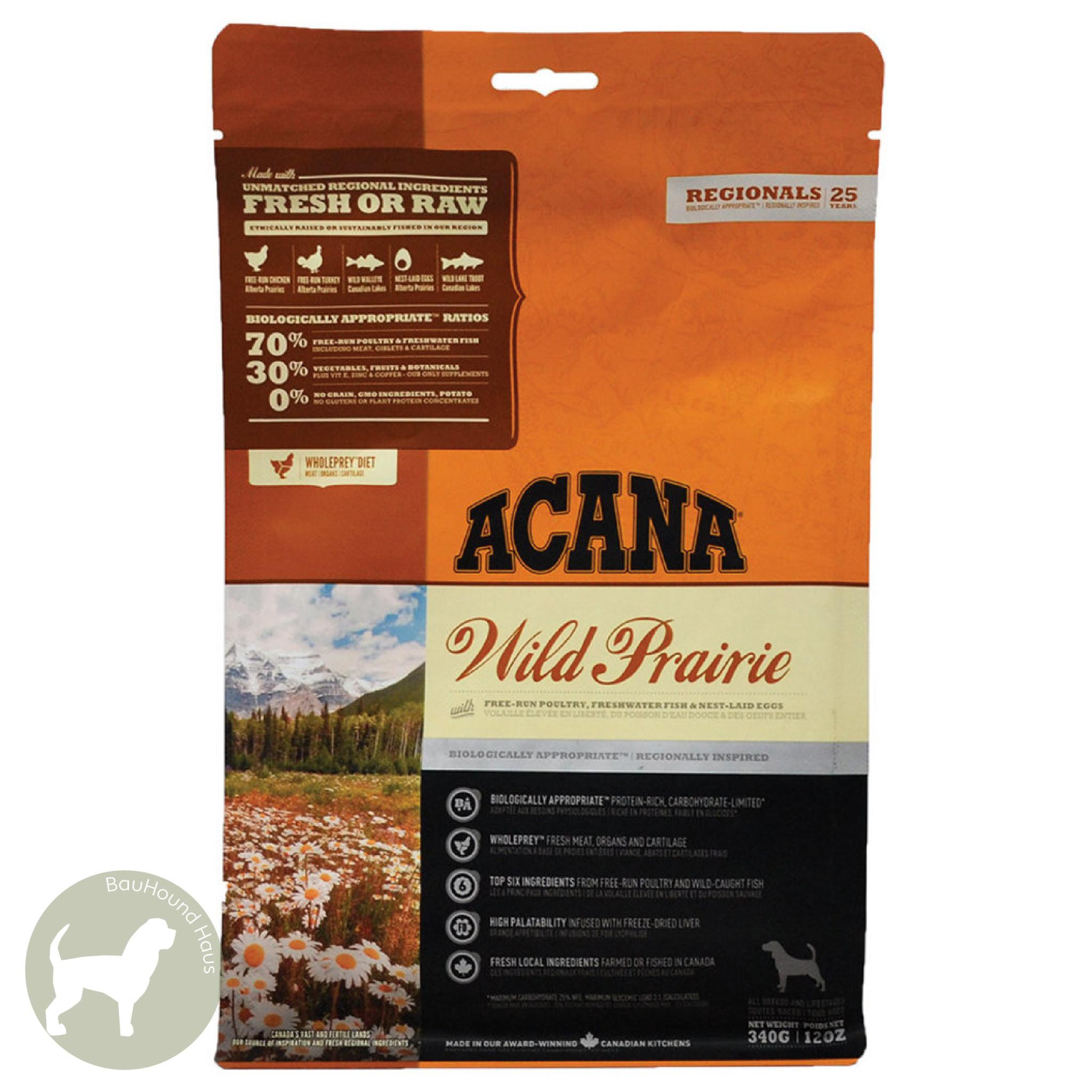 Acana Acana REGIONALS Wild Prairie Kibble, 6kg