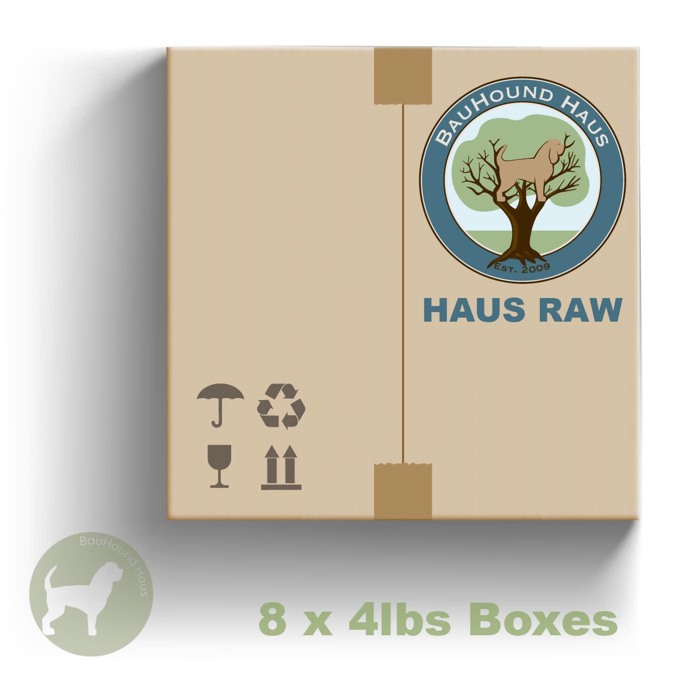 BauHound Haus BauHound Haus RAW Duck Dog Food, 32lb
