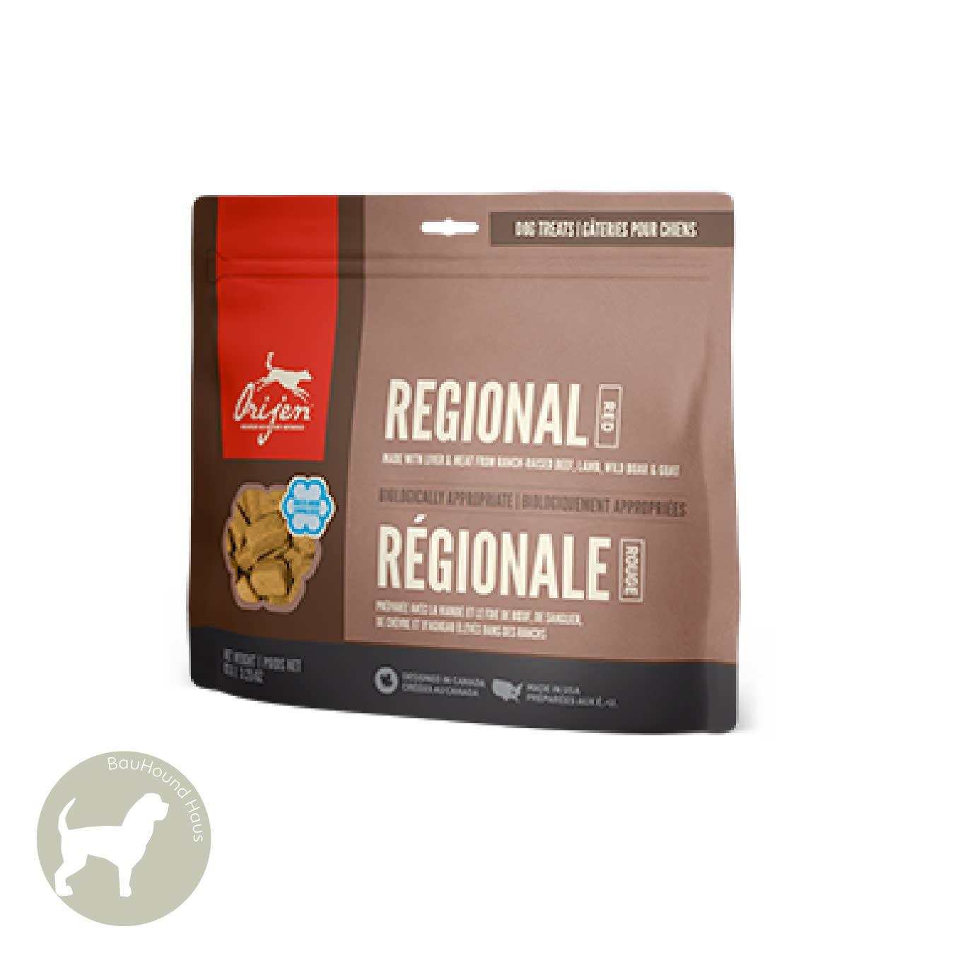 Orijen Orijen Freeze Dried Regional Treat, 3.25 oz