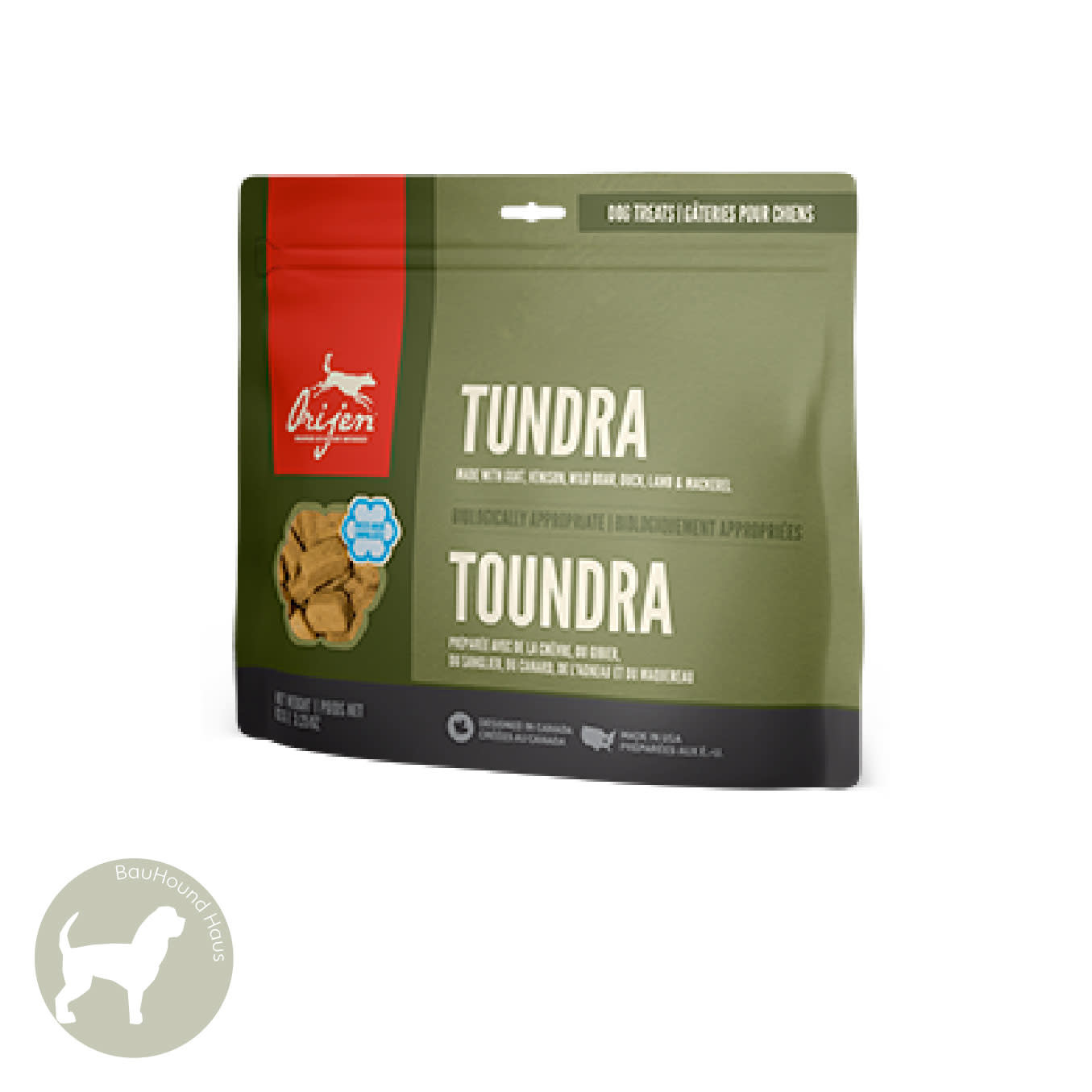 Orijen Orijen Freeze Dried Tundra Treat, 3.25 oz