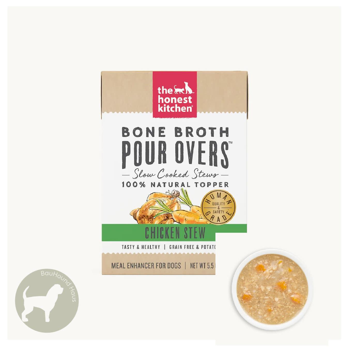 Honest Kitchen Honest Kitchen Pour Overs Chicken Stew Bone Brorth, 5.5oz