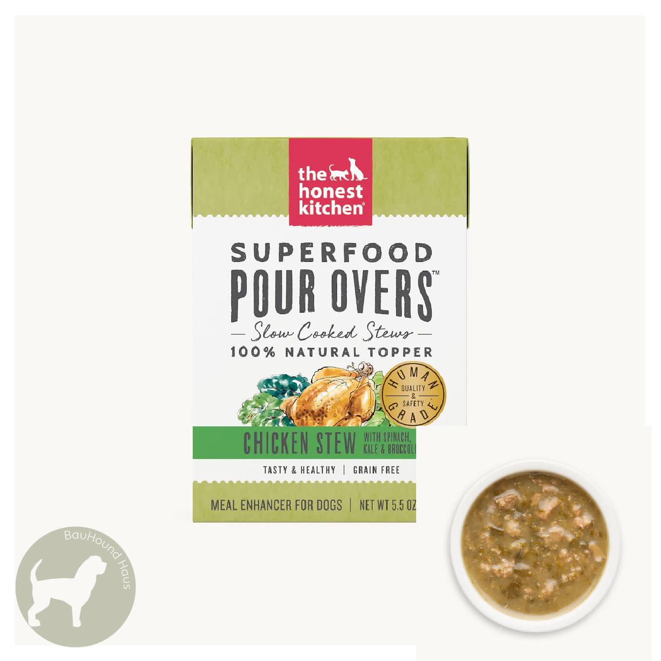 Honest Kitchen Honest Kitchen Pour Overs Chicken Stew Superfood, 5.5oz