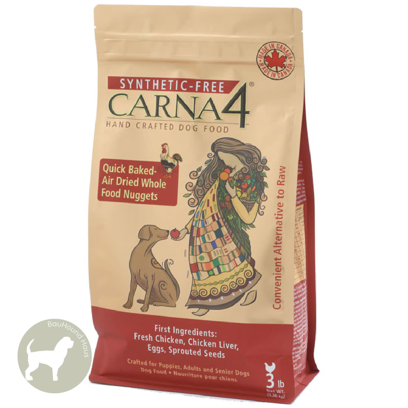 Carna4 Carna4 Chicken Formula 6lb