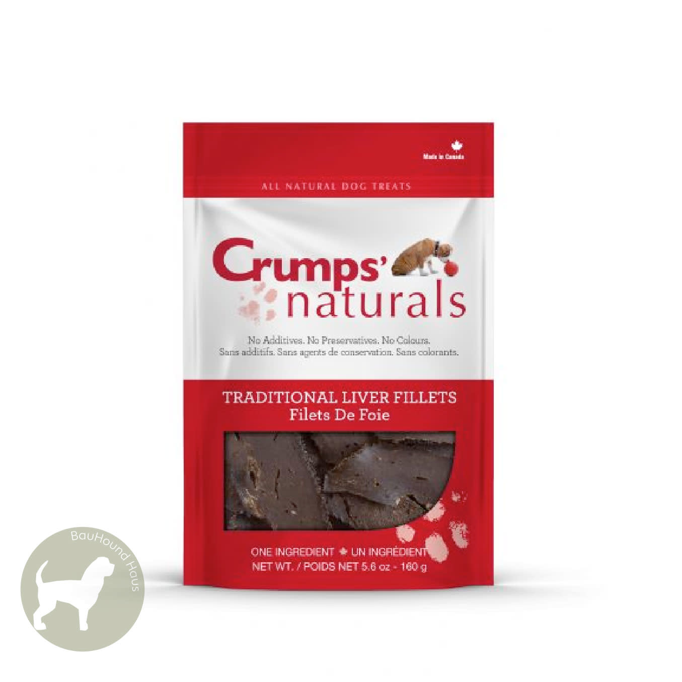 Crumps Crumps Natural Beef Liver Fillet, 330g