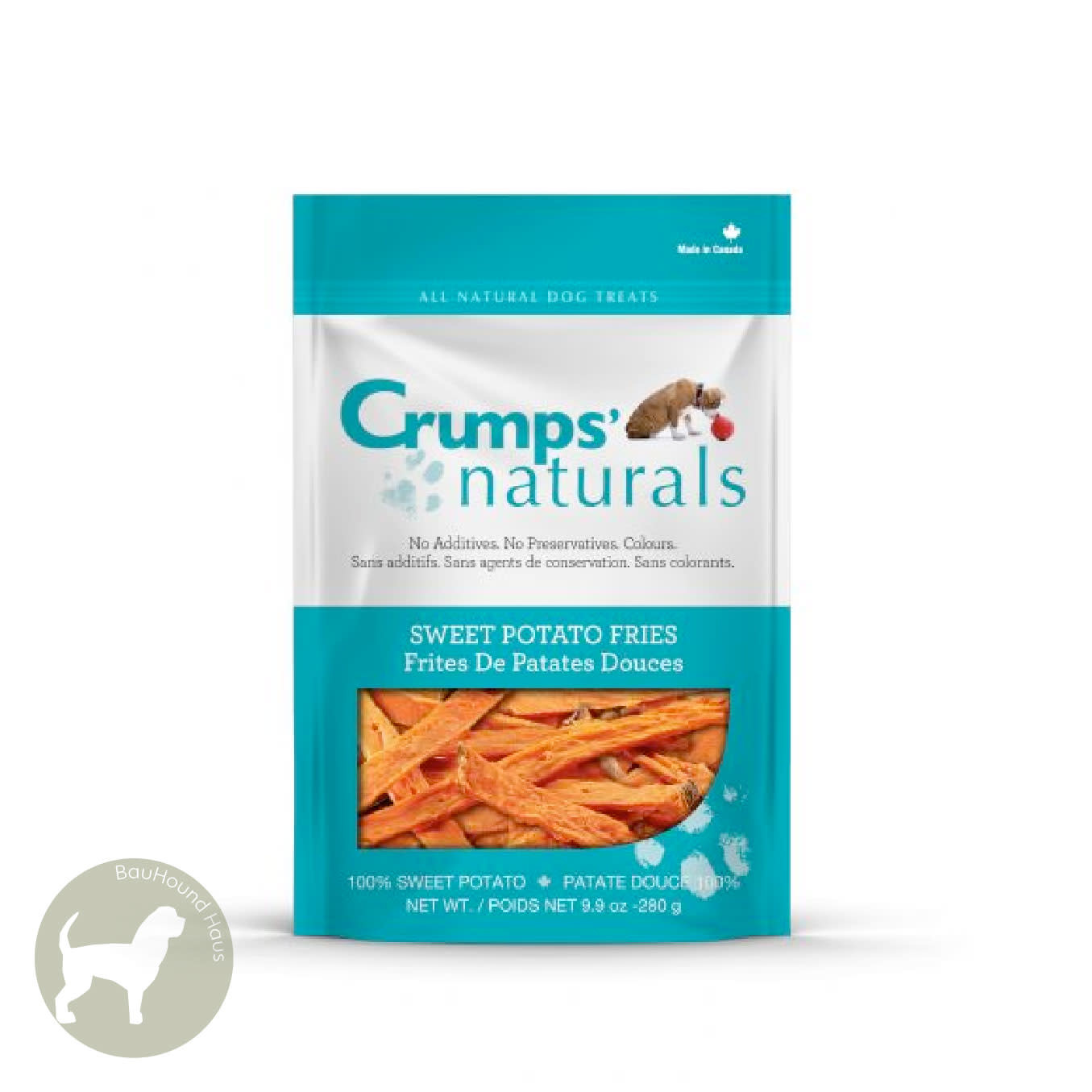 Crumps Crumps Natural Sweet Potato Fries, 280g