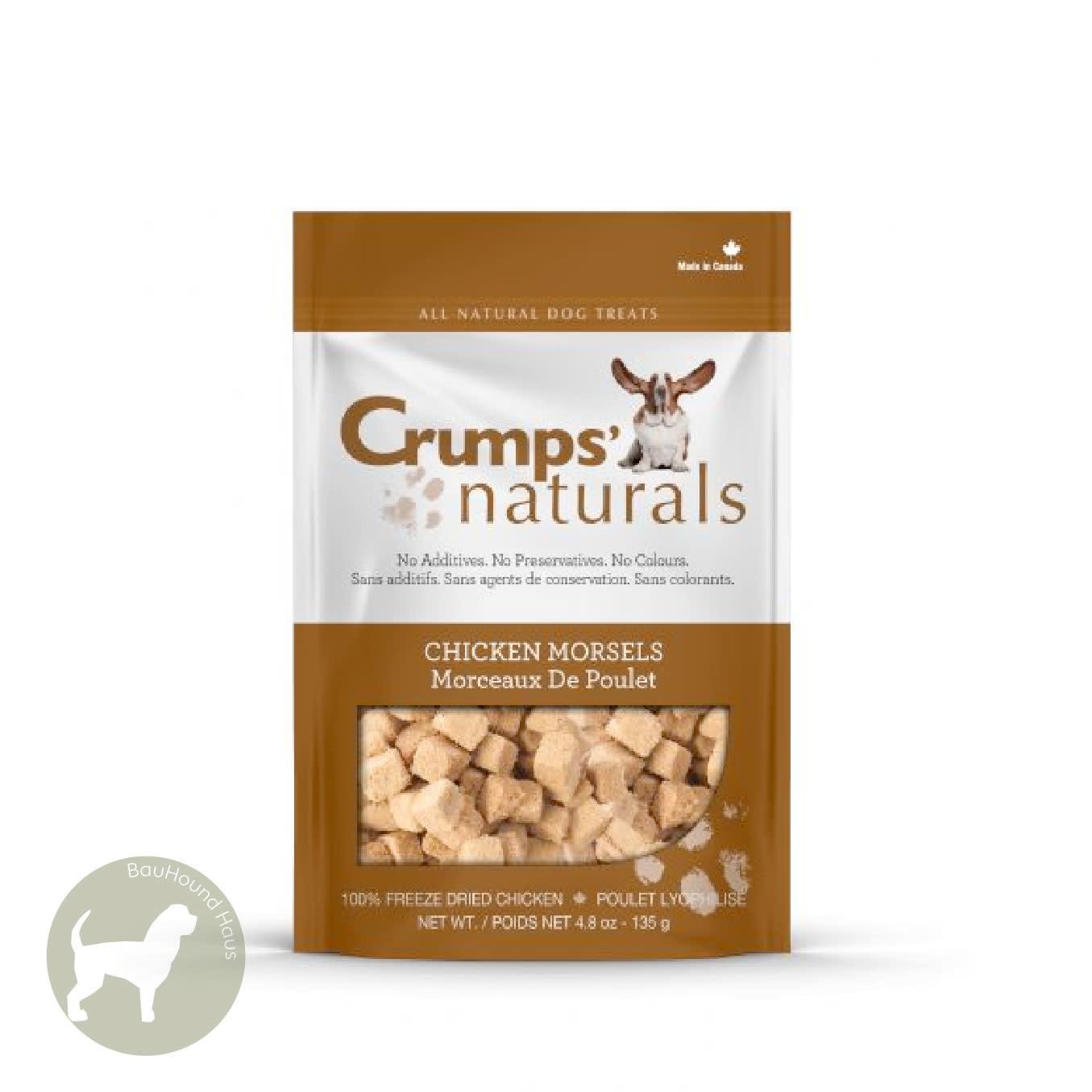 Crumps Crumps Naturals Chicken Morsels, 135g