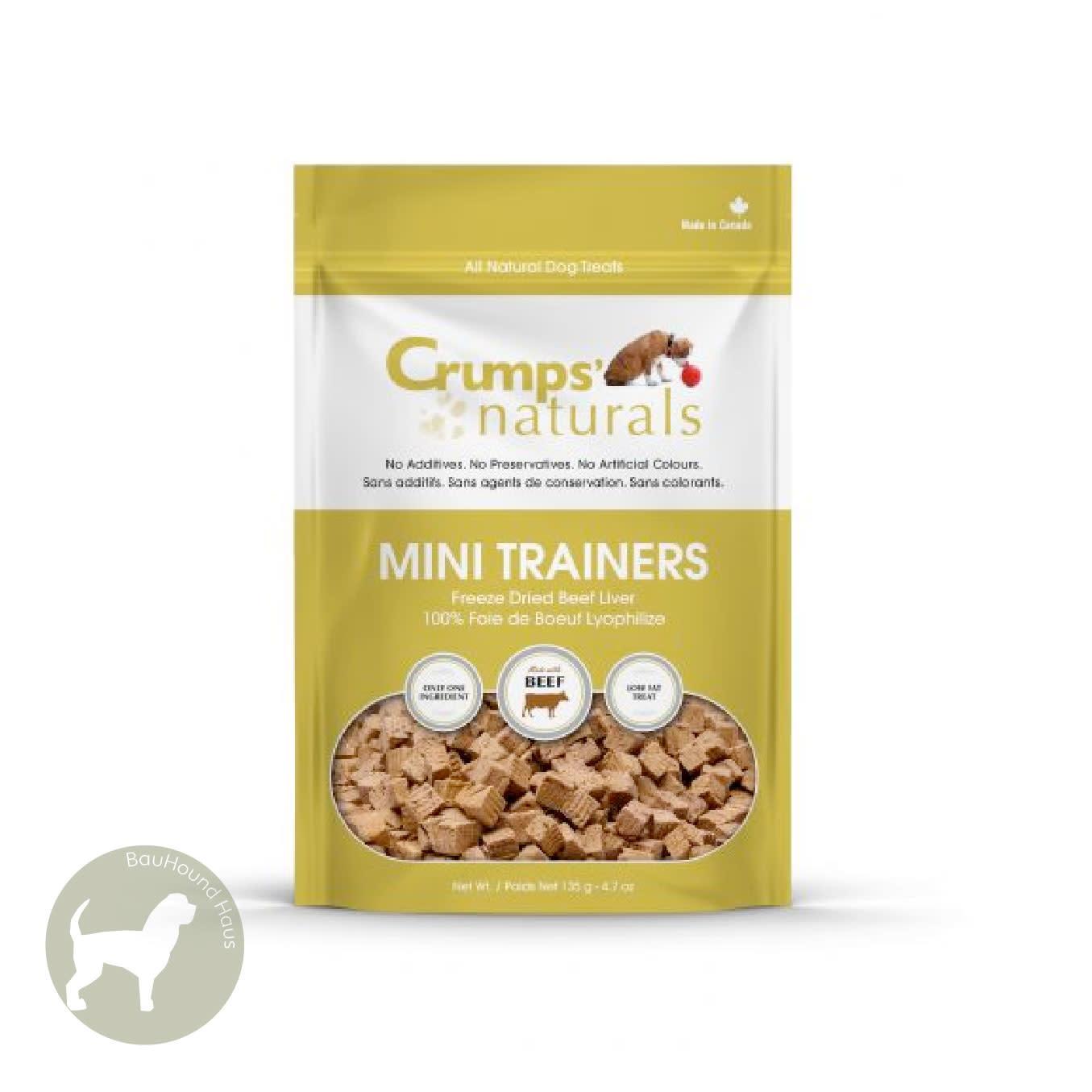 Crumps Crumps Naturals Mini Trainers, 50g
