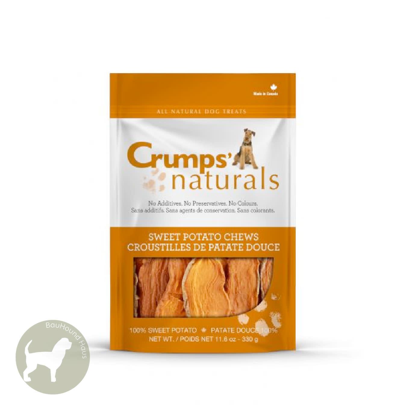 Crumps Crumps Naturals Sweet Potato Chews, 330g