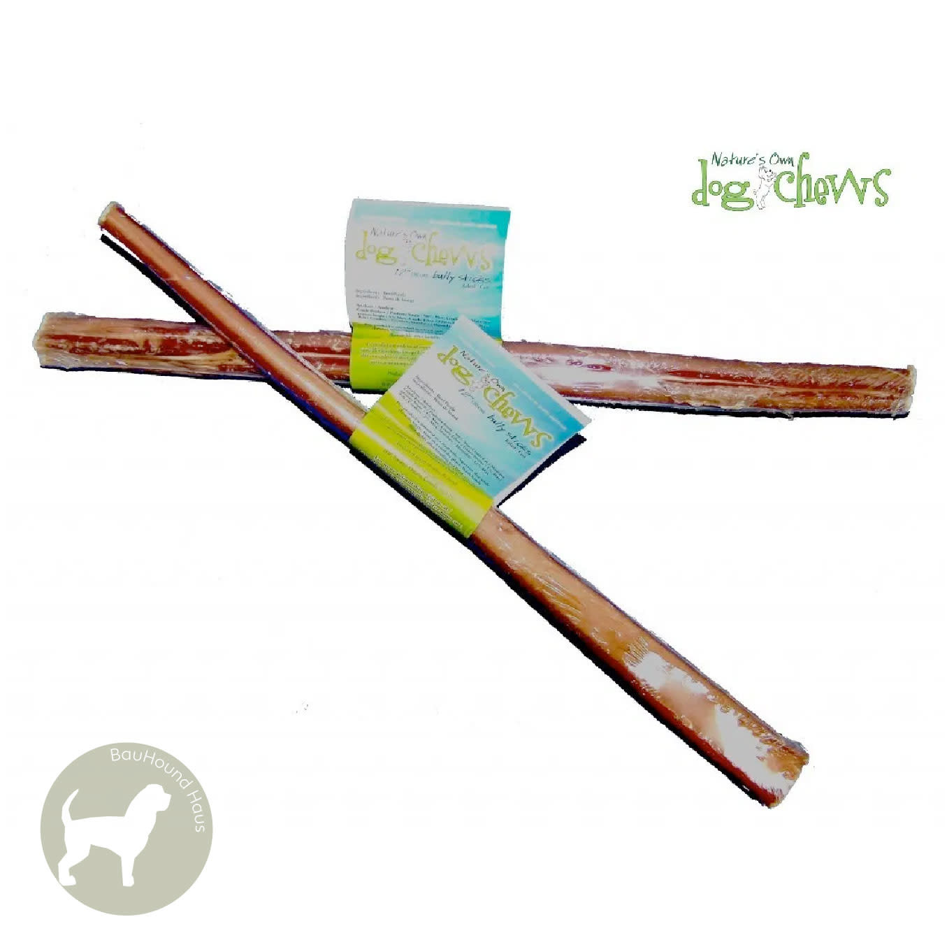 Nature's Own Nature's Own Jumbo Beef Bully Stick, 12 inch