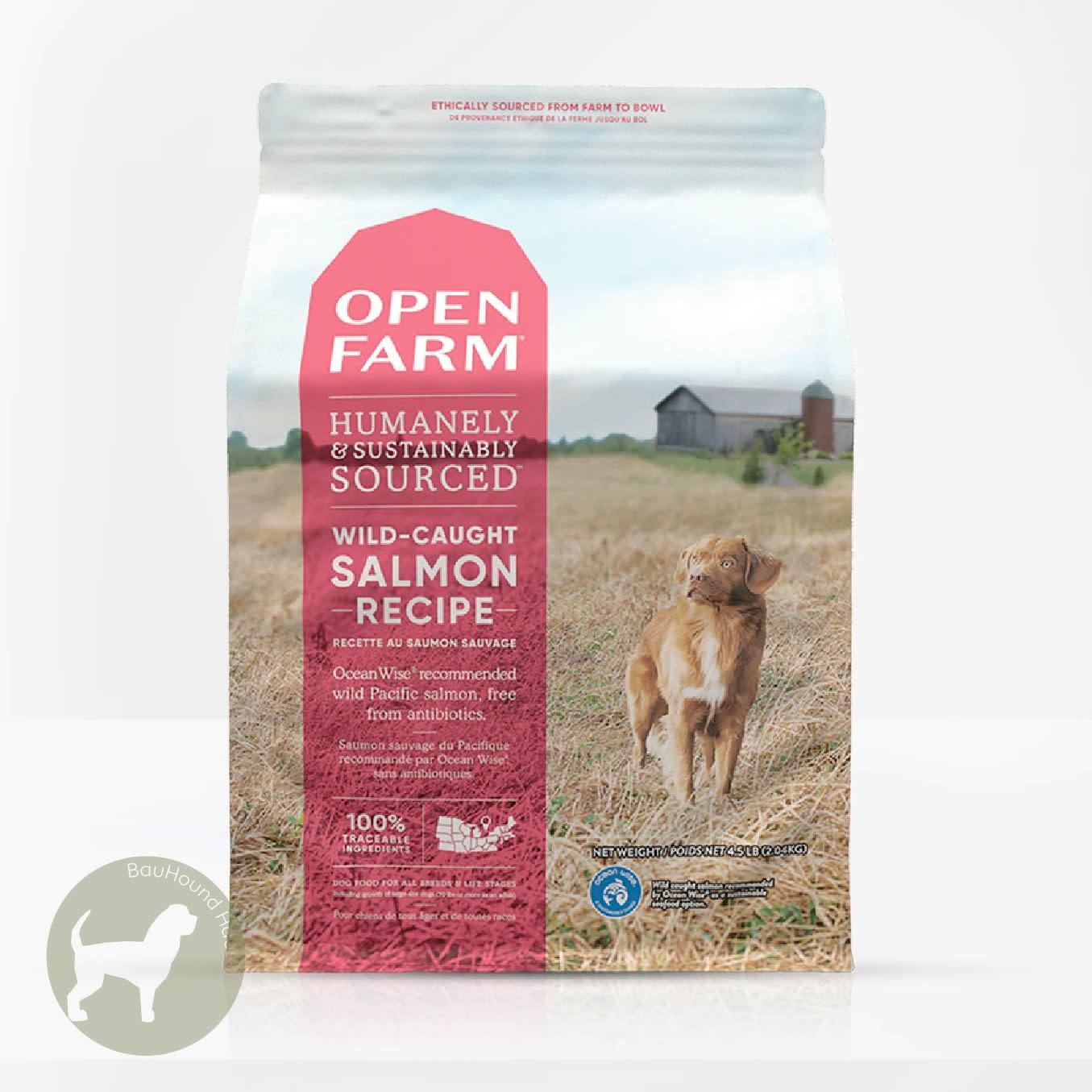 Open Farm Open Farm Wild Caught Salmon Kibble, 4.5lb