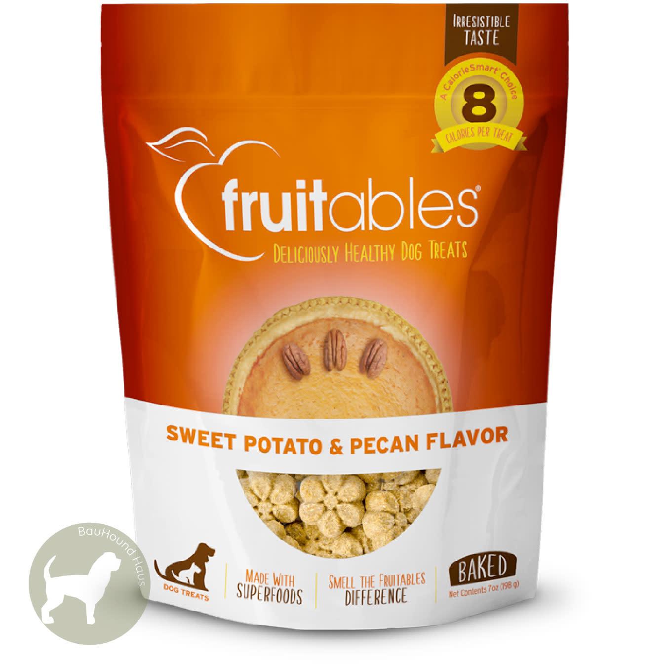 Fruitables Fruitables Sweet Potato & Pecan Treats, 7oz