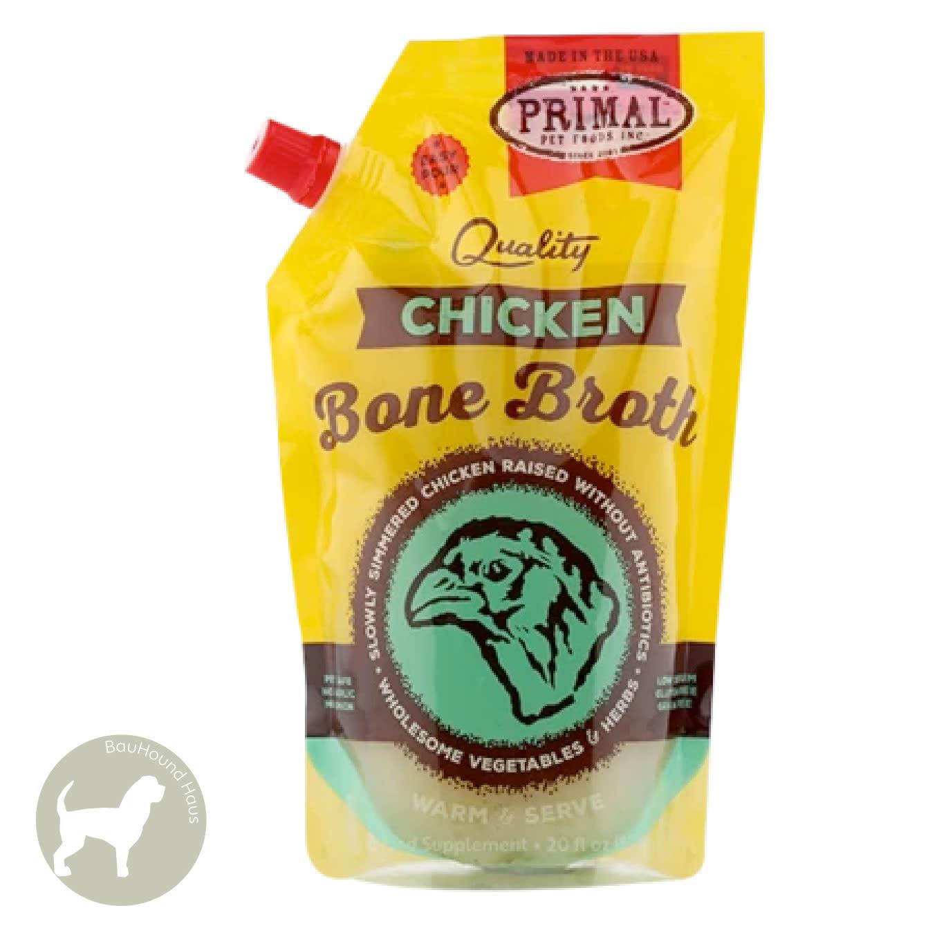 Stella & Chewy's Primal Bone Broth Chicken, 591ml