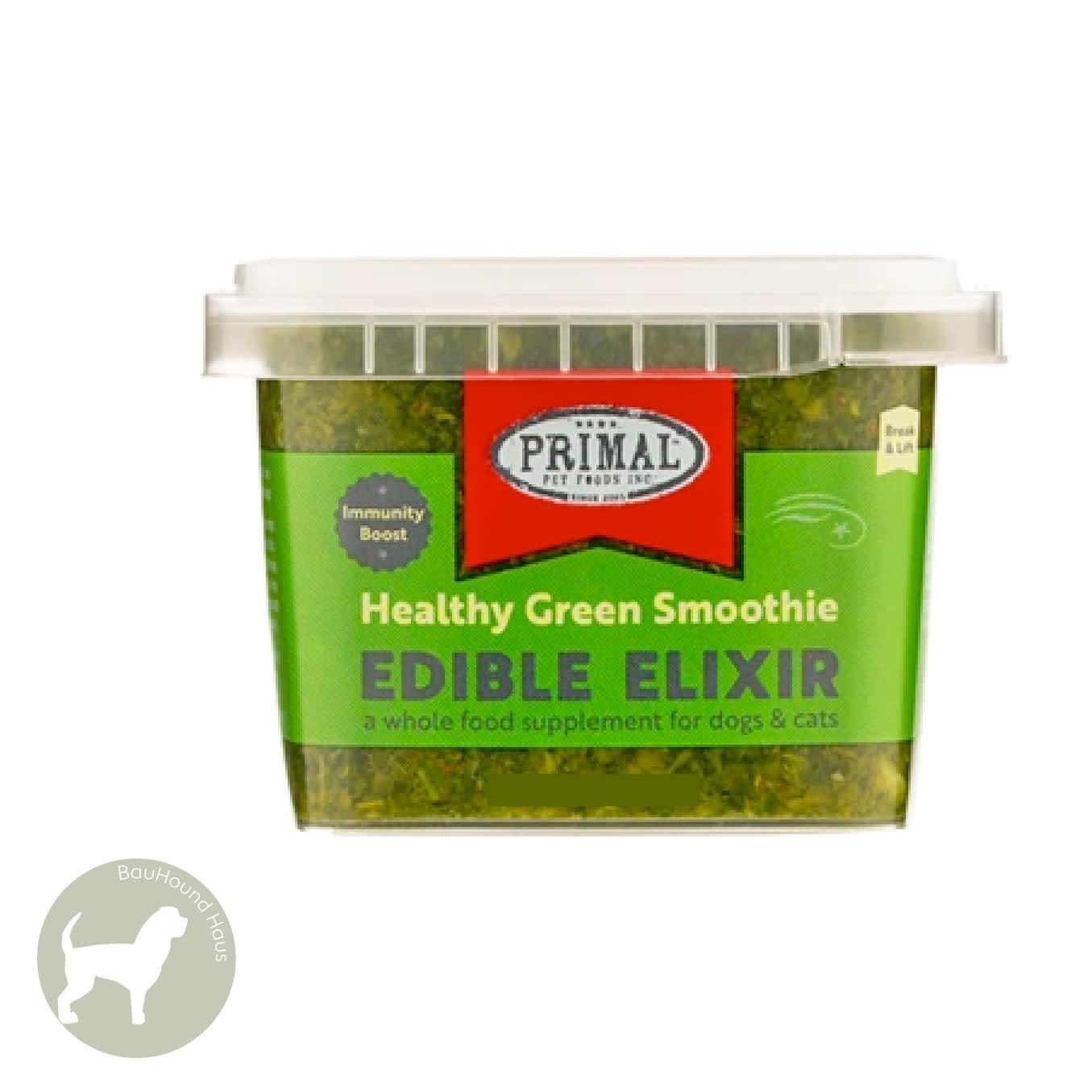 Primal Pet Foods Primal Pet Foods Edible Elixir Healthy Green Smoothie,  32oz