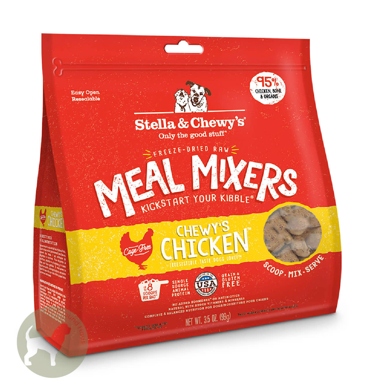 Stella & Chewy's Stella & Chewy's Meal Mixer Chewy's Chicken, 3.5oz