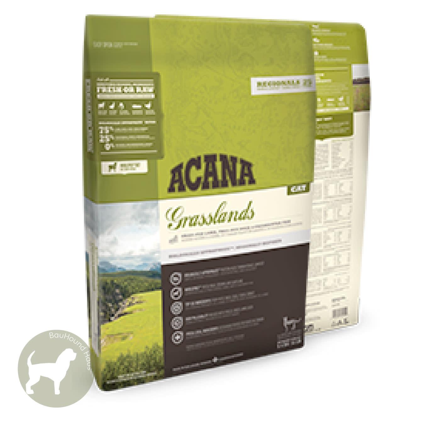 Acana Acana CAT Grasslands Kibble, 5.4kg