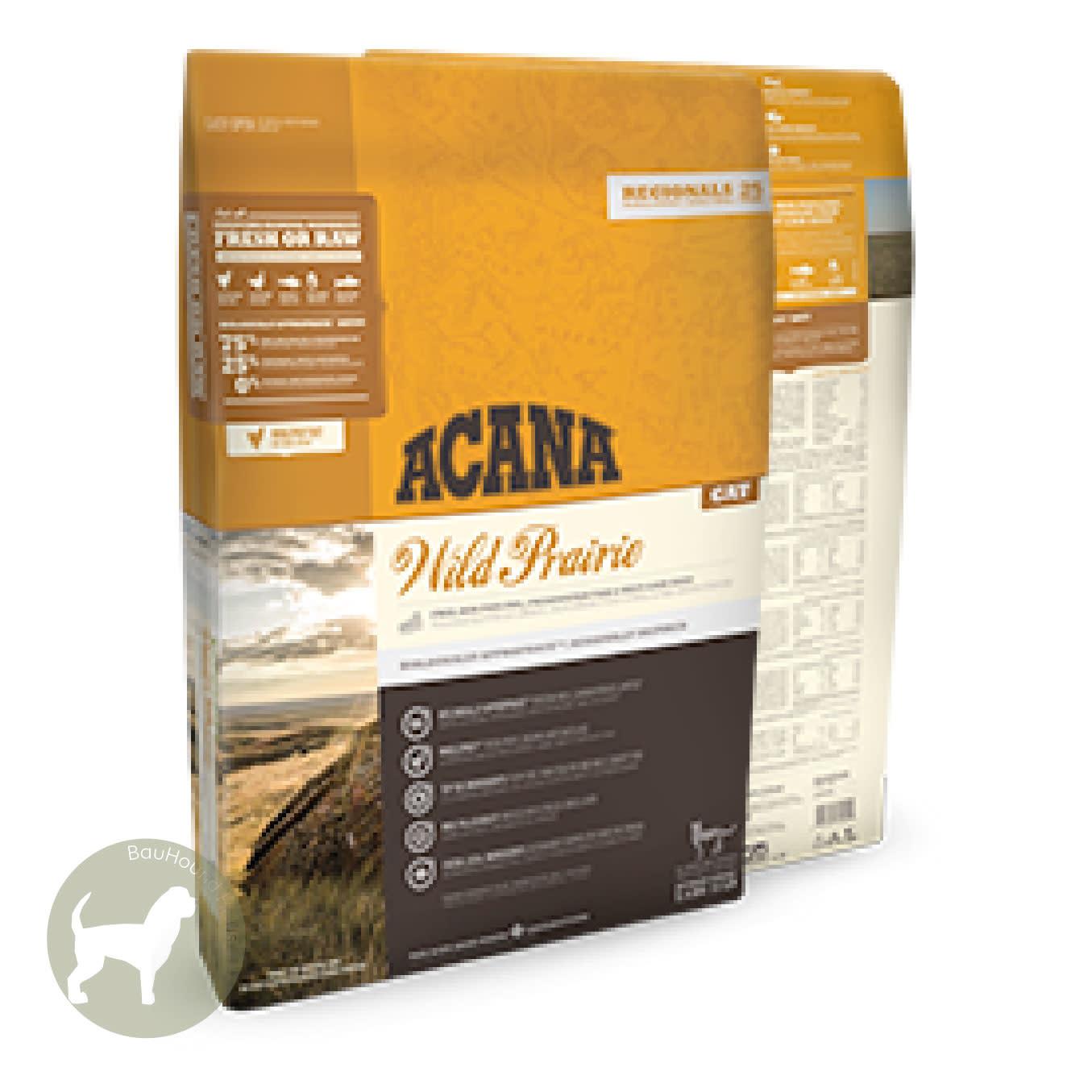 Acana Acana CAT Wild Prairie Kibble, 5.4kg