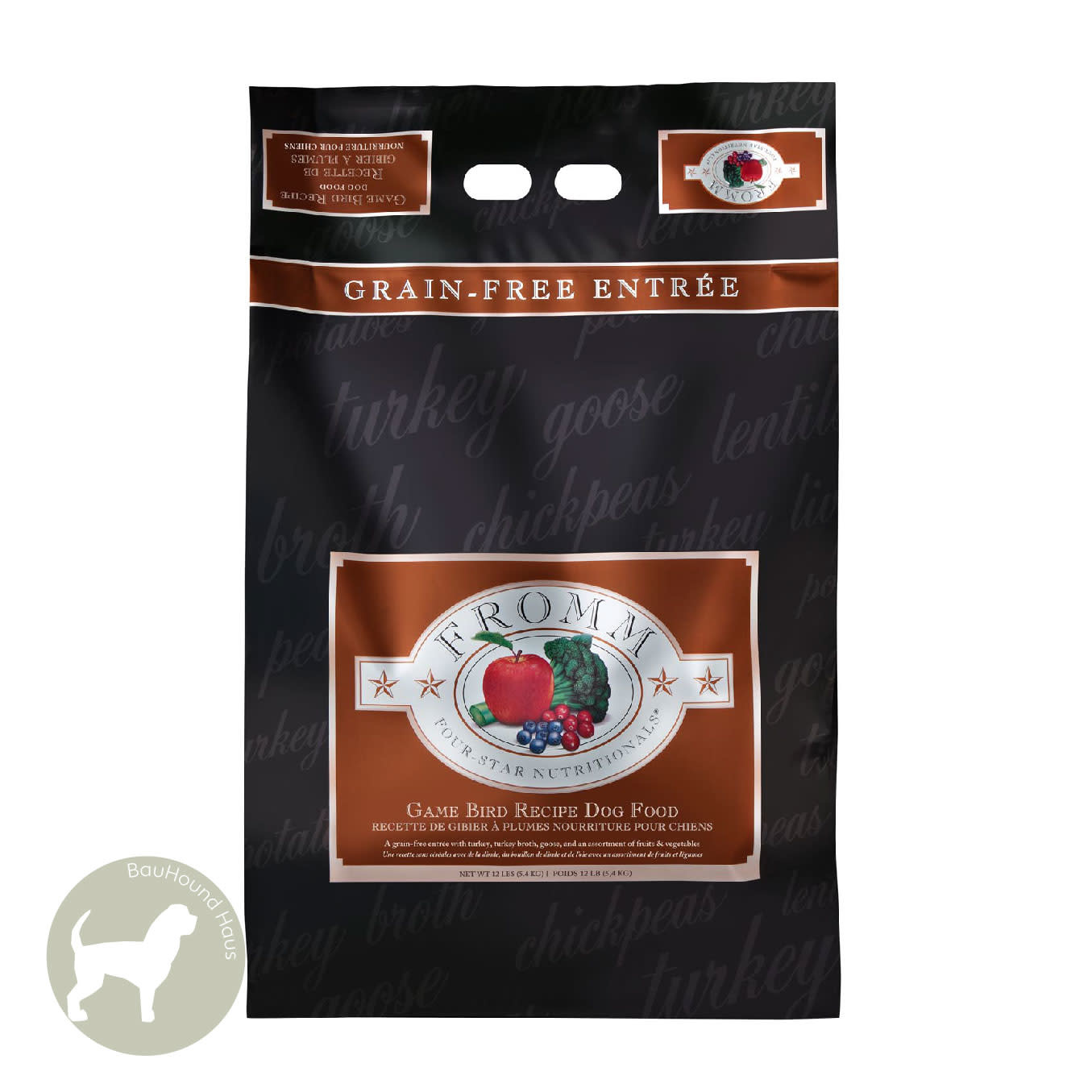 Fromm Fromm Four Star Game Bird Dog Food, 11.8kg