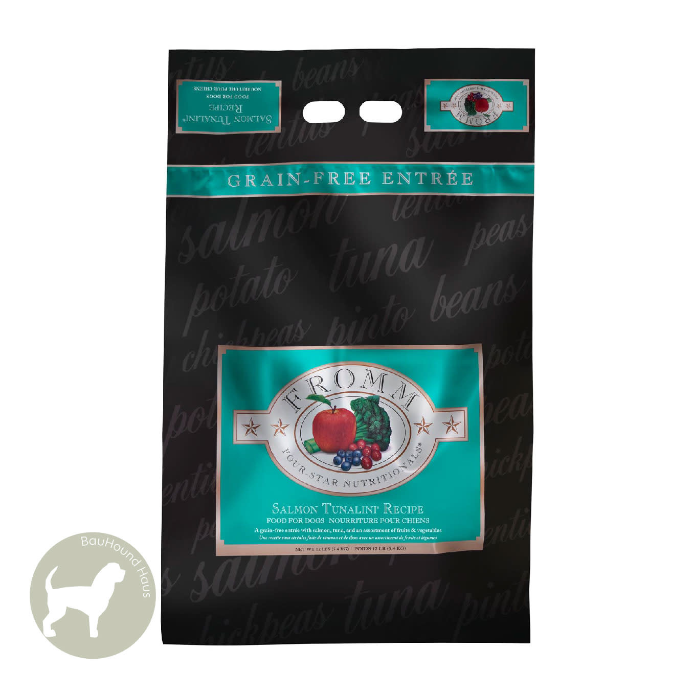 Fromm Fromm Four Star Salmon Tunalini Dog Food, 1.8kg