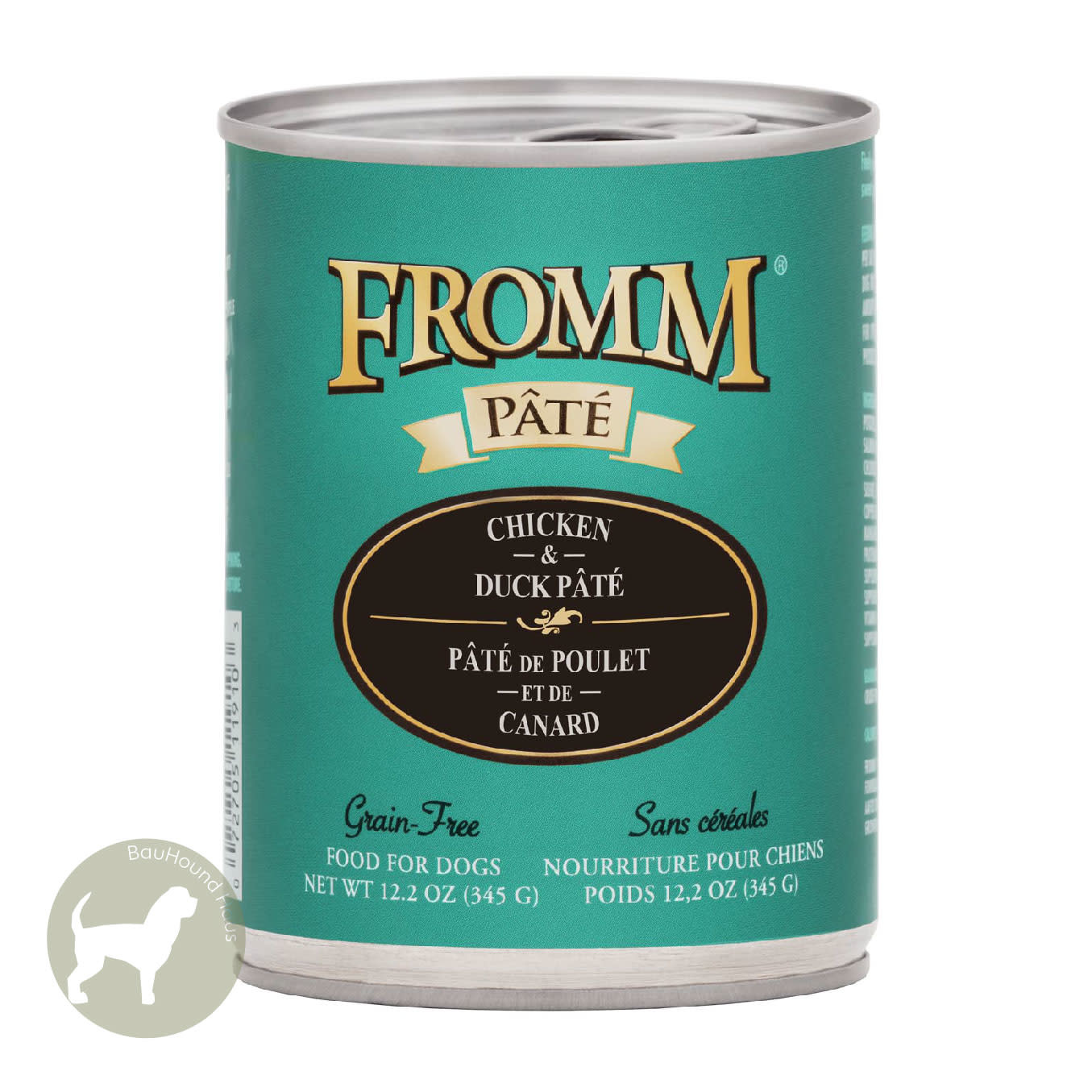 Fromm Fromm Chicken & Duck Pate Dog Can, 13oz