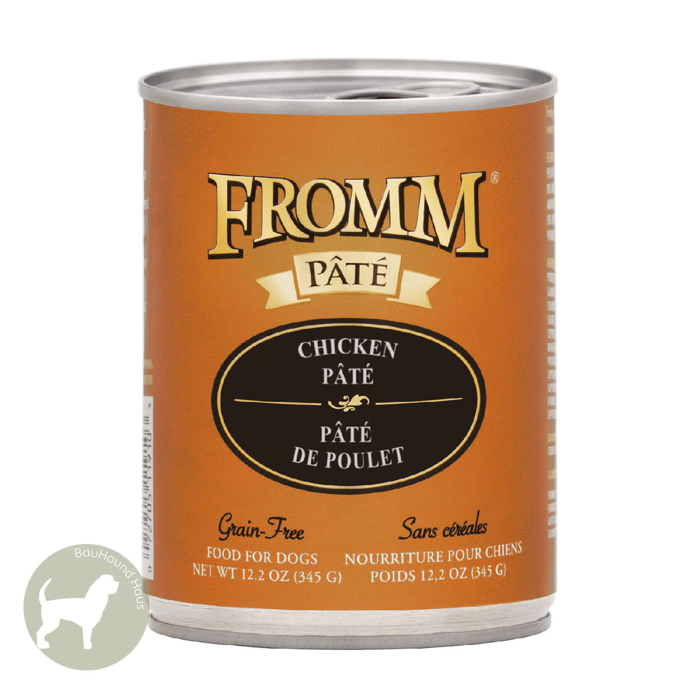 Fromm Fromm Chicken Pate Dog Can, 13oz