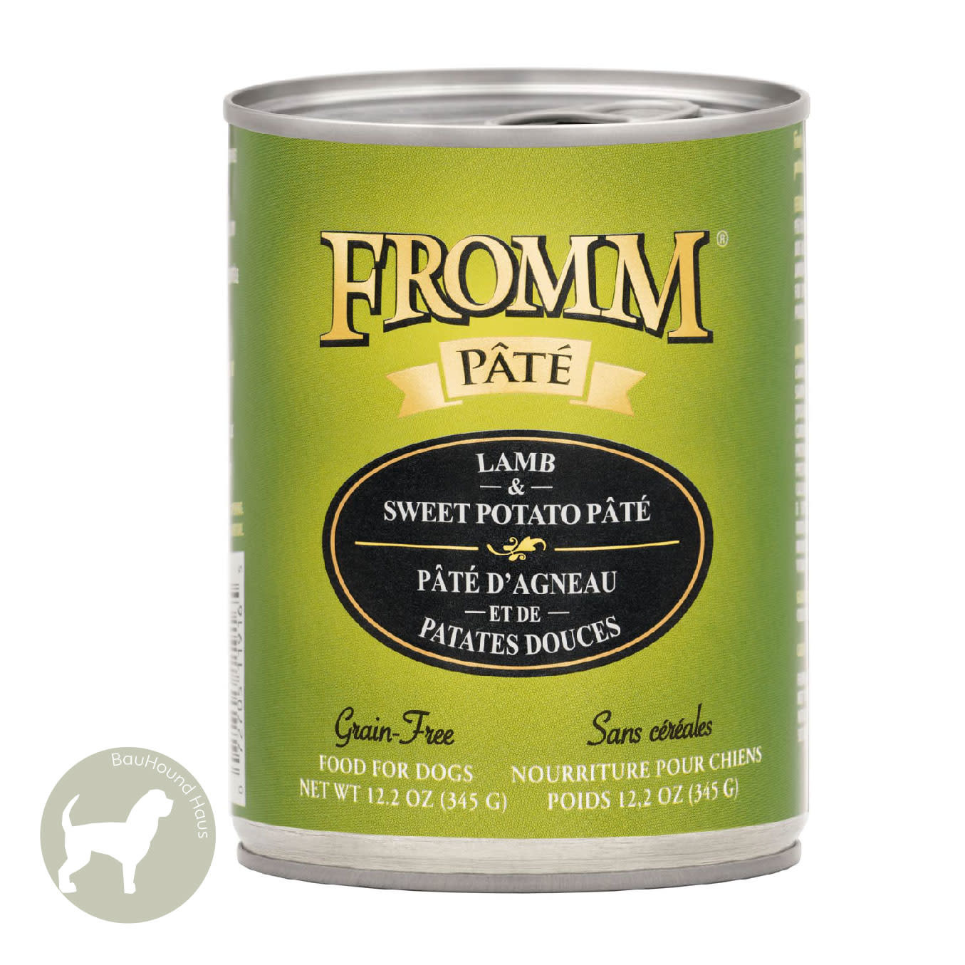 Fromm Fromm Lamb & Sweet Potato Dog Can, 12.2oz