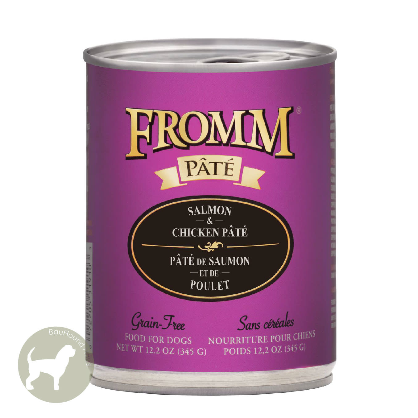 Fromm Fromm Salmon & Chicken Pate Dog Can, 13oz