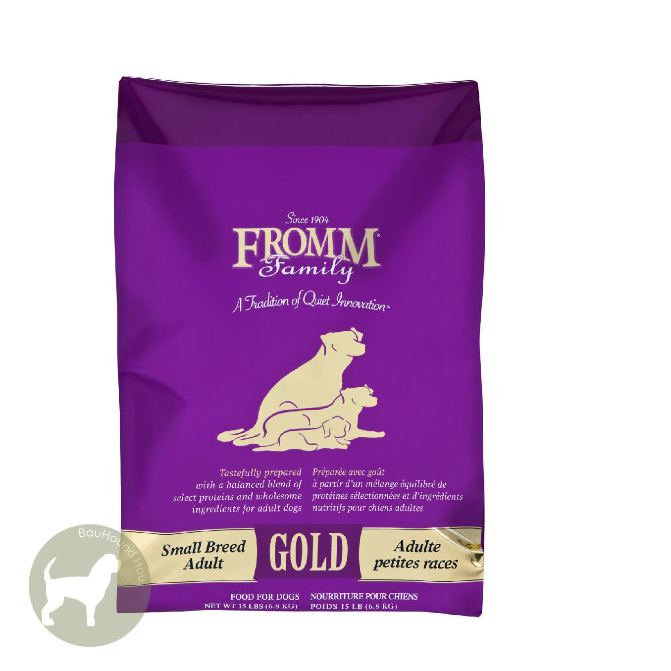 Fromm Fromm Gold Small Breed Dog, 15lbs