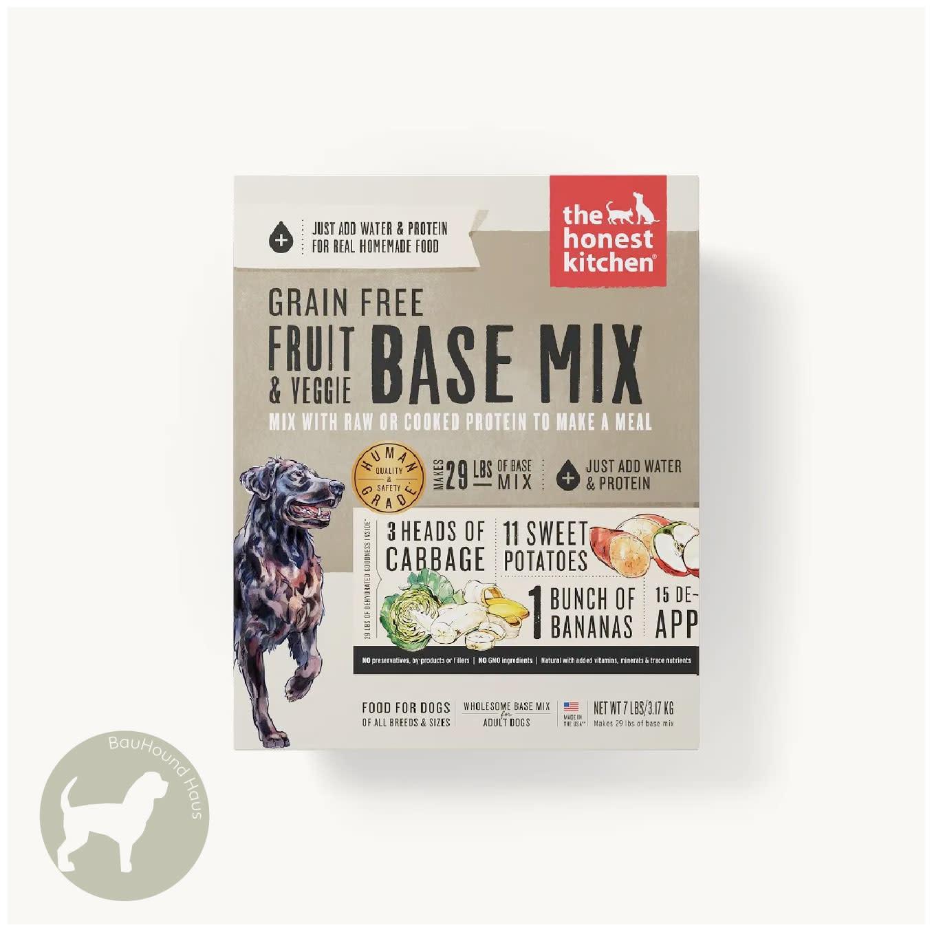 Honest Kitchen Honest Kitchen Fruit & Veggie Base Mix, 7lb