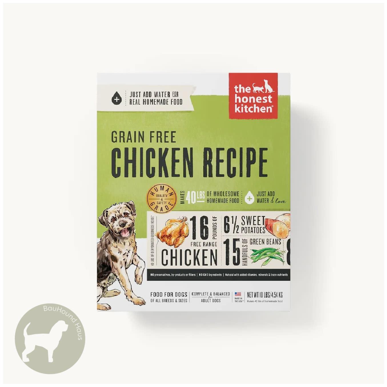 Honest Kitchen Honest Kitchen Grain-Free Chicken Formula, 4lb