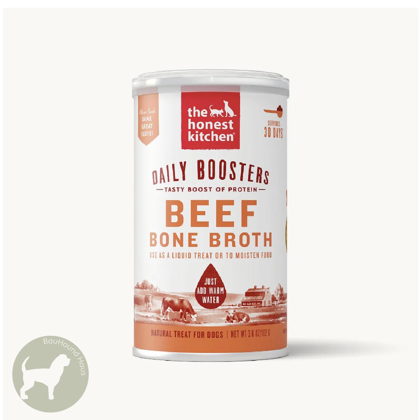 Honest Kitchen Honest Kitchen Daily Booster Beef Bone Broth, 3.6oz