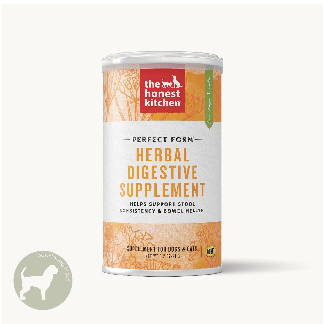 Honest Kitchen Honest Kitchen Perfect Form Herbal Digestive Supplement, 3.2oz