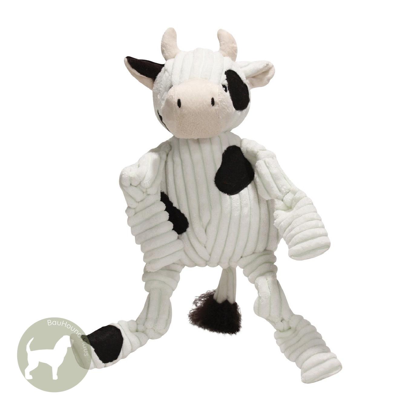 Huggle Hounds Huggle Hounds Cow Knottie, Large