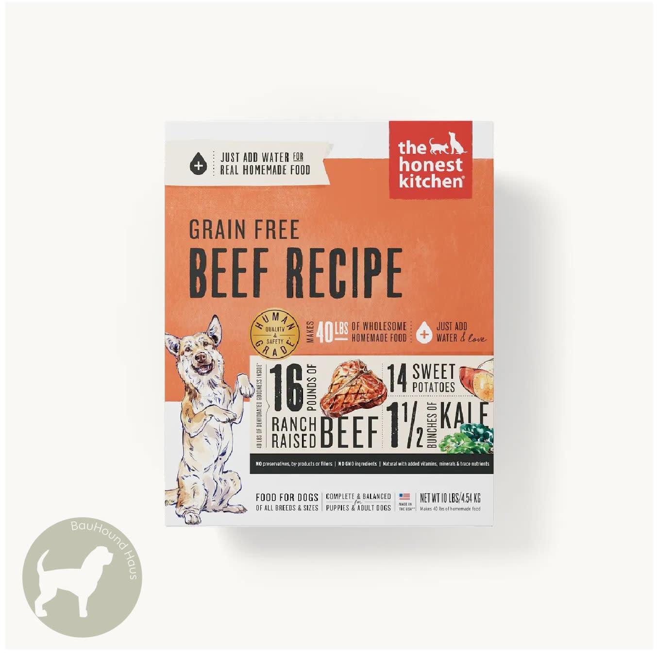 Honest Kitchen Honest Kitchen Grain-Free Beef Formula, 10lb