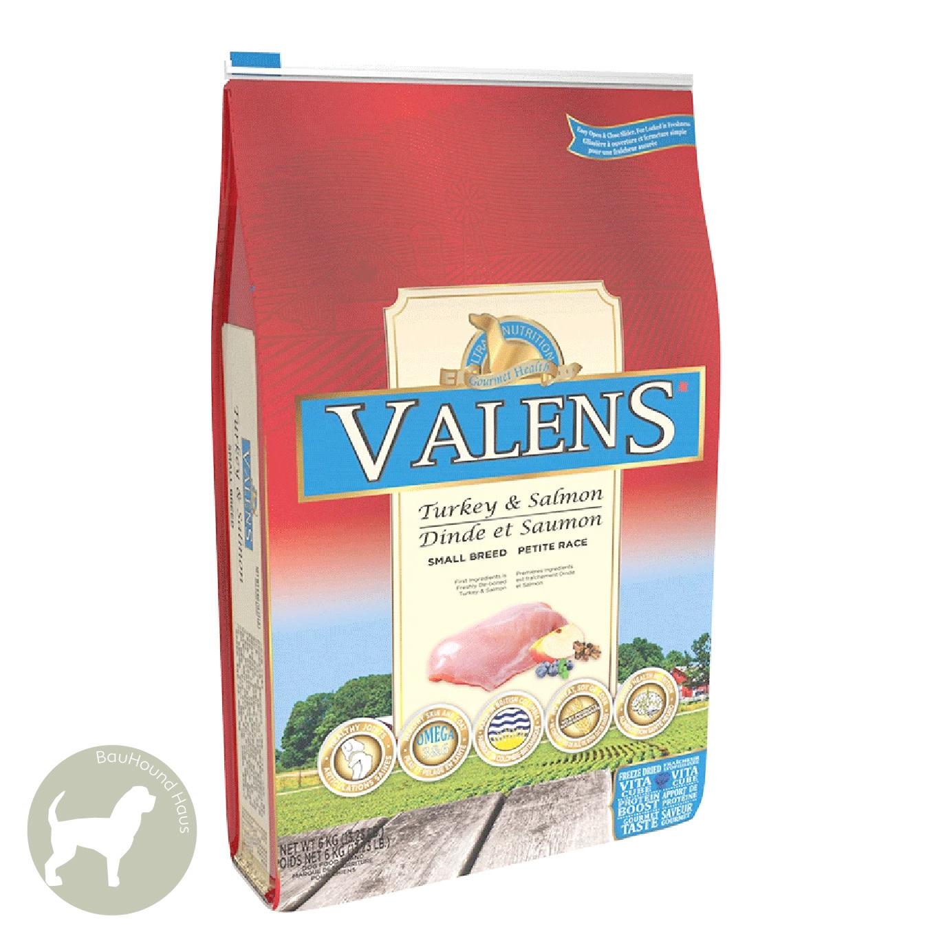 Valens Valens Small Breed Turkey & Salmon, 6.6lb