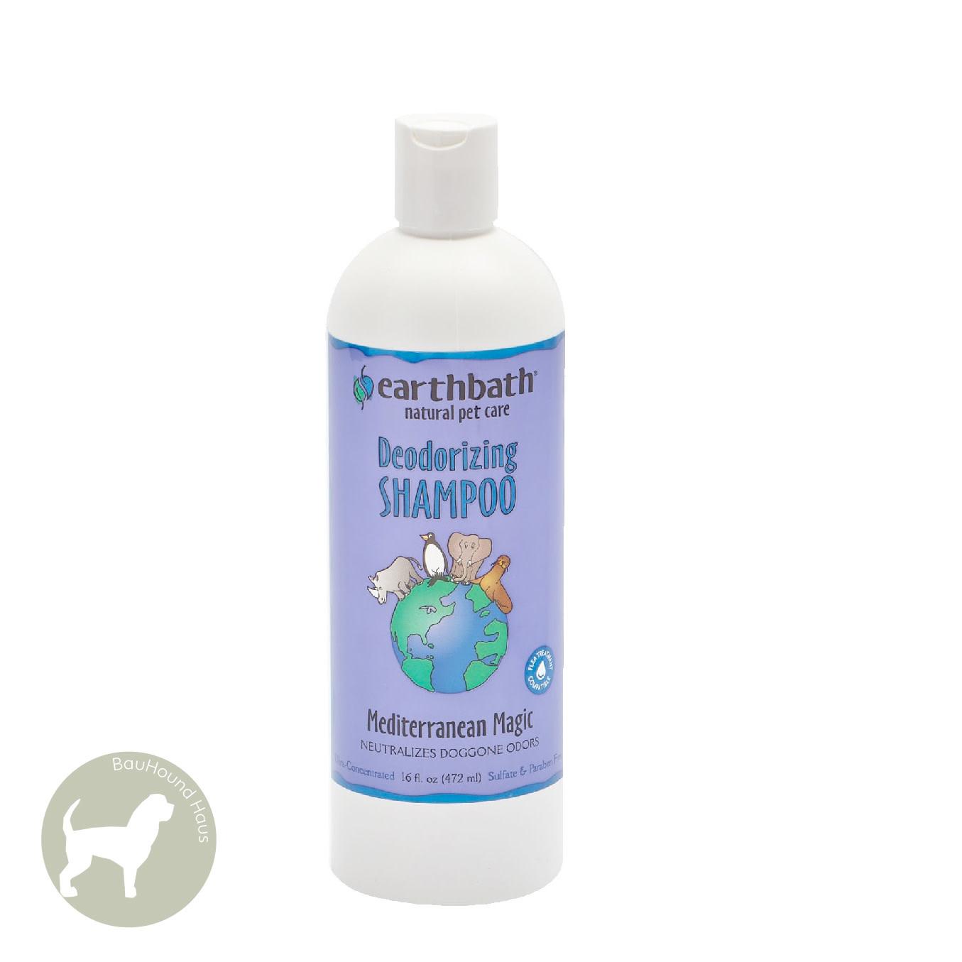 Earthbath Earthbath Mediterranean Magic Shampoo, 472ml