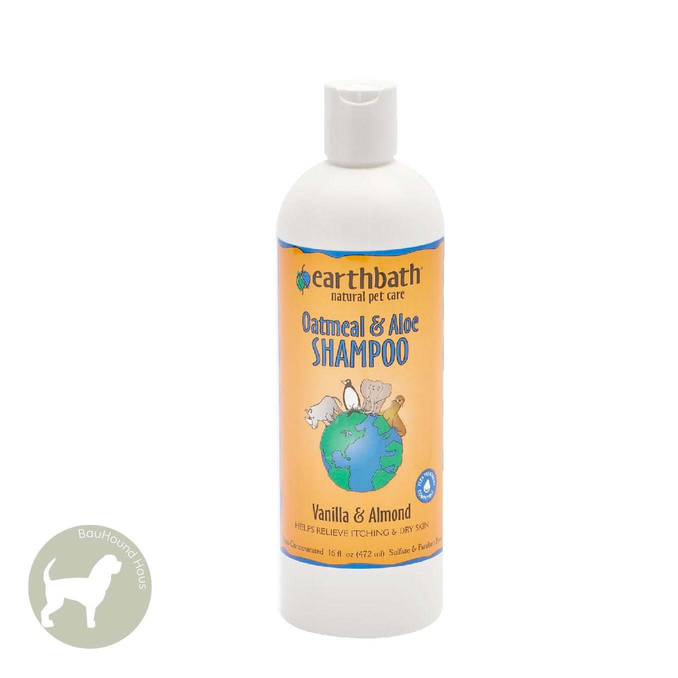 Earthbath Earthbath Oatmeal & Aloe Vanilla & Almond Shampoo, 472ml