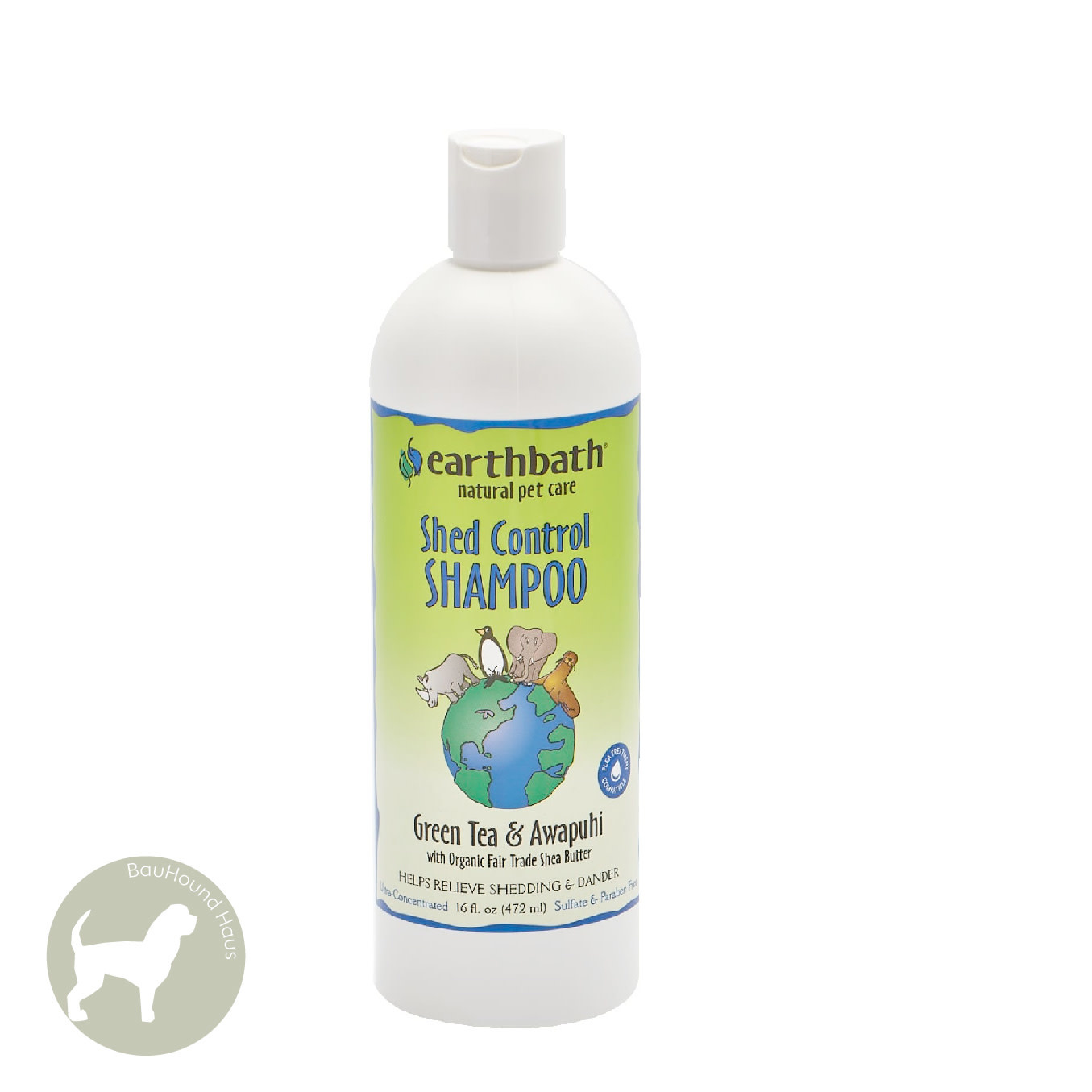 Earthbath Earthbath Shed Control Shampoo, 472ml